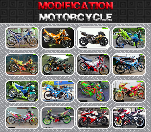 Modification Motocycle
