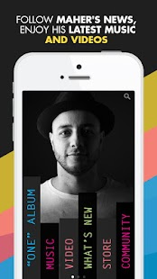 Maher Zain- screenshot thumbnail