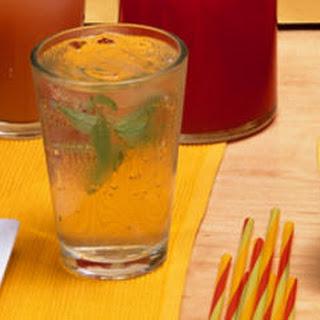 Lemon Verbena Drink.