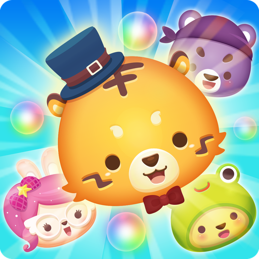 Puchi Puchi Pop: Puzzle Game (game)