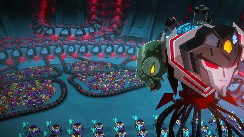 Transformers: Bumblebee: Cyberverse Adventures