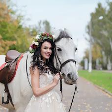 Wedding photographer Galina Kisel (galakiss). Photo of 31.10.2017