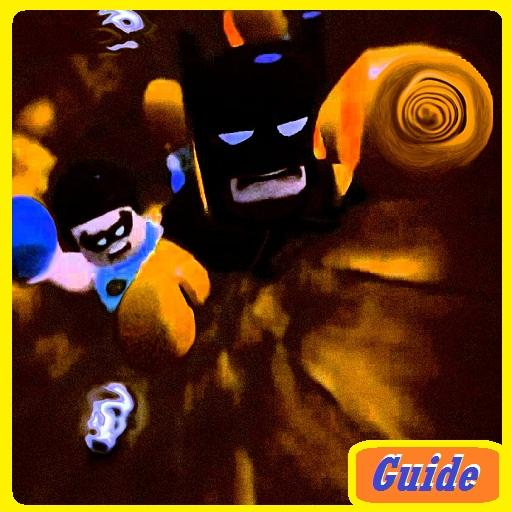 Guide LEGO Batman 2 DC 書籍 App LOGO-硬是要APP