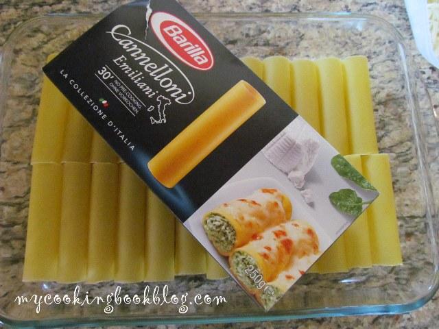 Канелони (canenelloni)