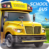 School Bus Driver Coach 2 Android APK Download Free By Fun Blocky Games