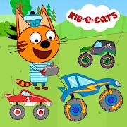 Kid-E-Cats: Kids racing. Monster Truck