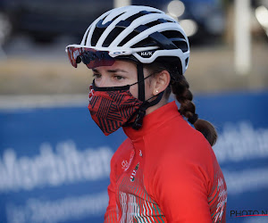 Veldrijdster Vas stuit na sterk EK op de weg op Italiaanse, Shari Bossuyt finisht als achtste bij dames beloften