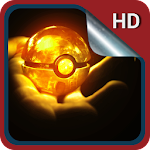 HD Wallpaper Pokeball Icon