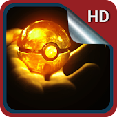 HD Wallpaper Pokeball