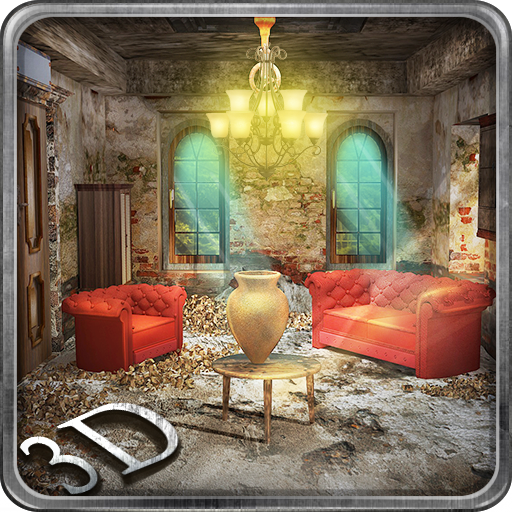 Escape Puzzle: Abandoned House 4 (game)