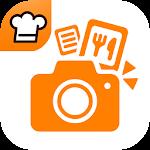 撮るレシピ byクックパッド - レシピをカメラで撮って保存 Icon