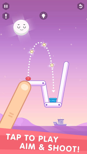 Tricky Ball: Physics Shot Game - screenshot