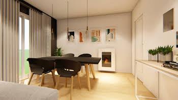 Appartement 4 pièces 90,5 m2