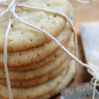 Chai Tea Spiced Butter Cookies