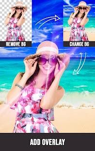 Cut Out Photo Background Changer Screenshot