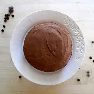 Whipped Chocolate Fudge Frosting.