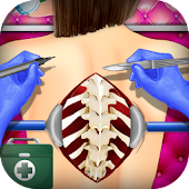 Spinal Cord Surgery Simulator