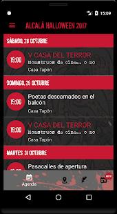 Alcalá Halloween 2017 - náhled