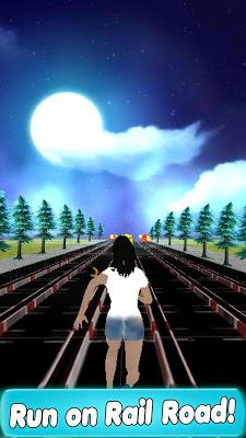 Subway Train Rush 3D - screenshot