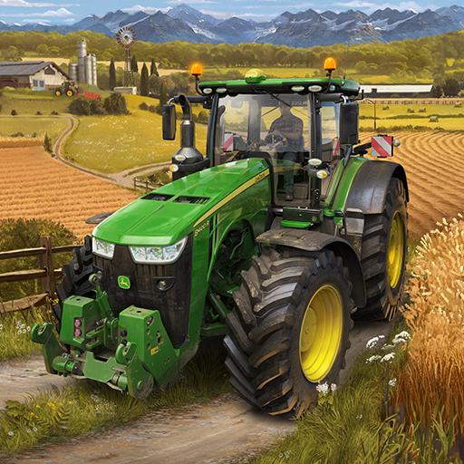 Dirija e utilize mais de 100 veículos e ferramentas agrícolas autênticos!