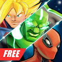 Superheroes Fighting Games Shadow Battle icon