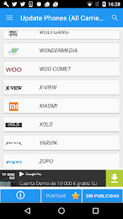 Handy aktualisieren android Screenshot 4