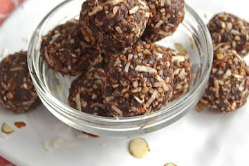 Chocolate Coconut Bites