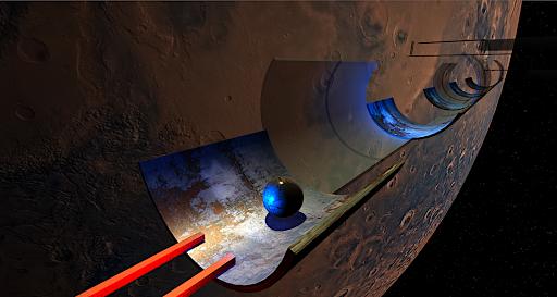 Nova Ball 3D - Balance Rolling Ball Free apkpoly screenshots 2