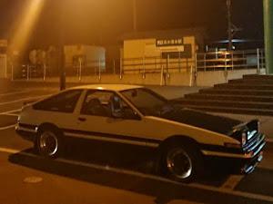 スプリンタートレノ AE86 のカスタム事例画像 nakanoさんの2019年04月22日18:52の投稿