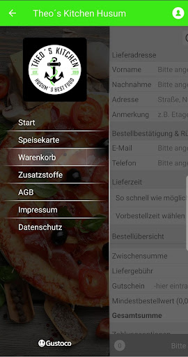 Theo's Kitchen Husum screenshot 9