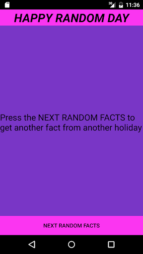Holiday Fun Facts FREE