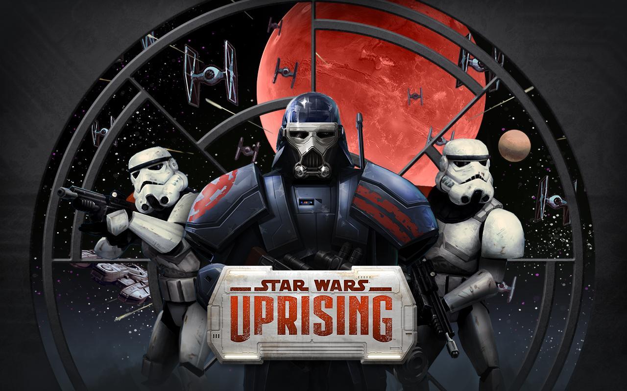Star Wars™: Uprising– captură de ecran