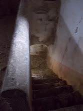 Photo: Accès à l'étage: Chapelle de Sant Bartomeu de Pincaro