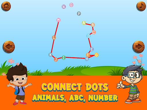 English ABC Alphabet Learning Games, Trace Letters 1.0.01.0.0 screenshots 13