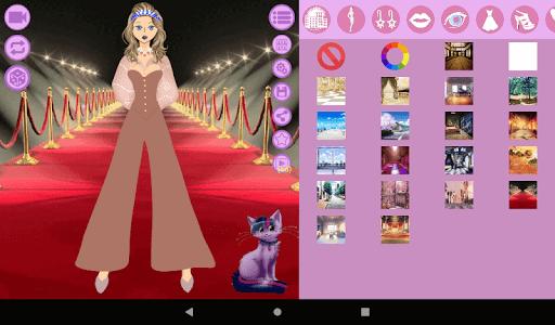 Avatar Maker: Anime Lady screenshot 19