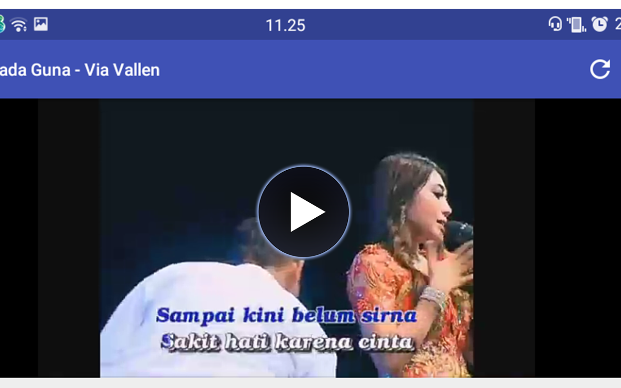 Video Dangdut Pallapa 2018 - Android Apps on Google Play