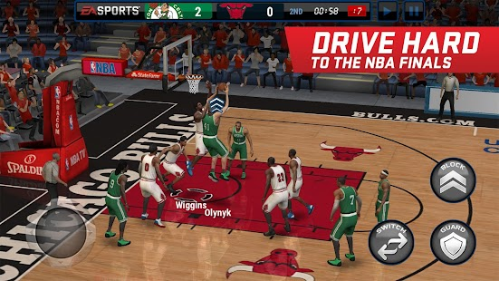 NBA LIVE Mobile ASIA- screenshot thumbnail