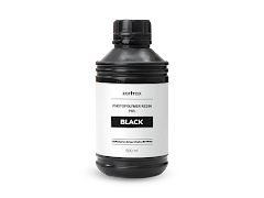 Zortrax Inkspire Black Photopolymer Resin - PRO - 500ml