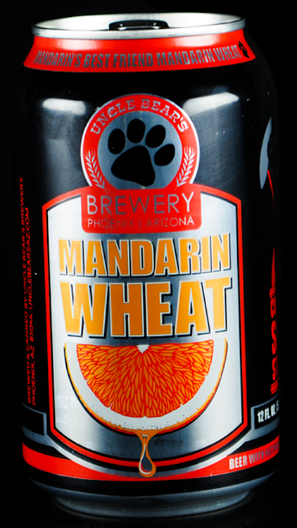 Logo of Uncle Bear's Mandarin's Best Friend Mandarin Wheat