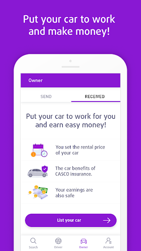 Perpetoo Car Sharing - Rent Directly From Owners screenshot 3