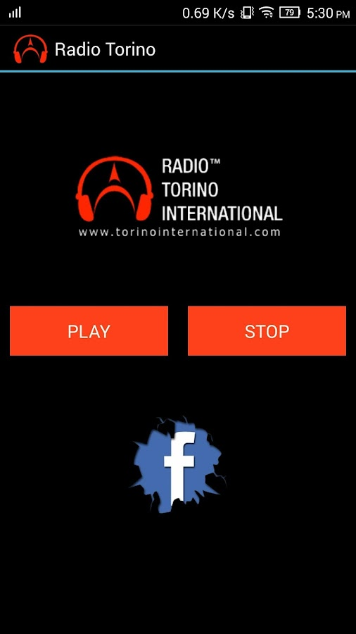 Radio Torino International- screenshot