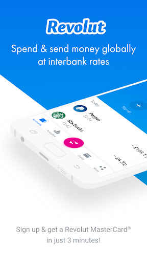 Revolut - Better than your bank screenshot 1