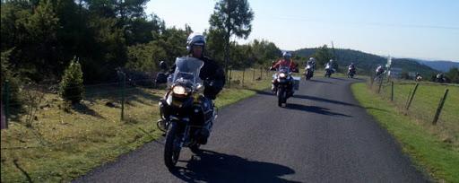 Gorges du Tarn à moto