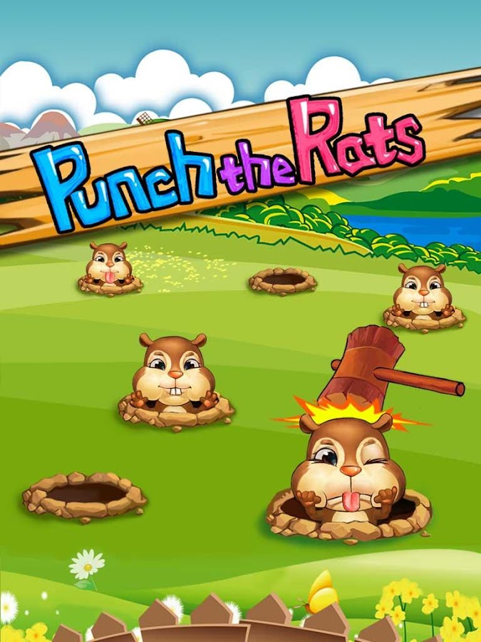 Punch The Rats - screenshot