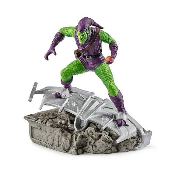 Contenido de Schleich® 21508 Green Goblin