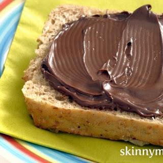 Skinny Nutella Spread  Recipe