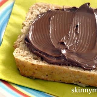 Skinny Nutella Spread .