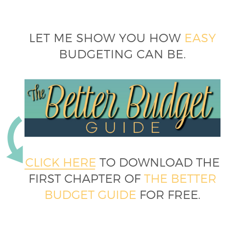 Better Budget Guide Free Chapter