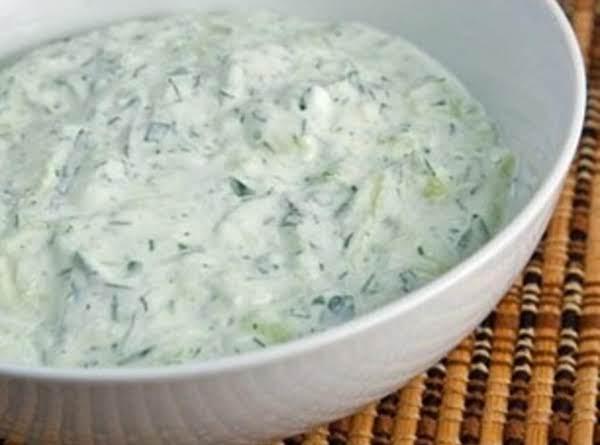 Cucumber Herb Spread Recipe