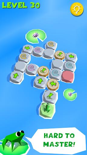 Frog Puzzle ud83dudc38 Logic Puzzles & Brain Training filehippodl screenshot 2